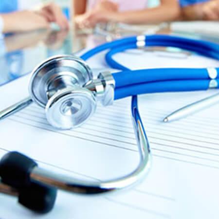 Медицинские услуги санатория