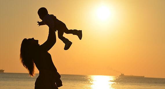 """Оздоровительная путевка """"Мать и дитя"""""""