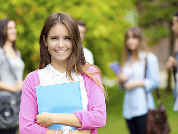 Здоровый студент